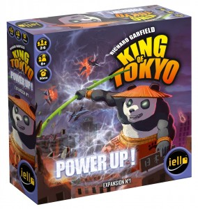 King of Tokyo-Power Up!-Box 1080